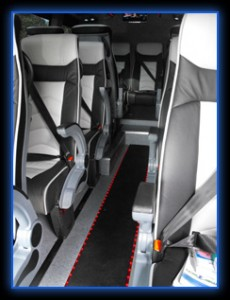 Kyles Executive Minibus Hire in Neath
