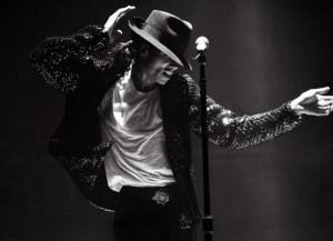 Kyle meets Michael Jackson